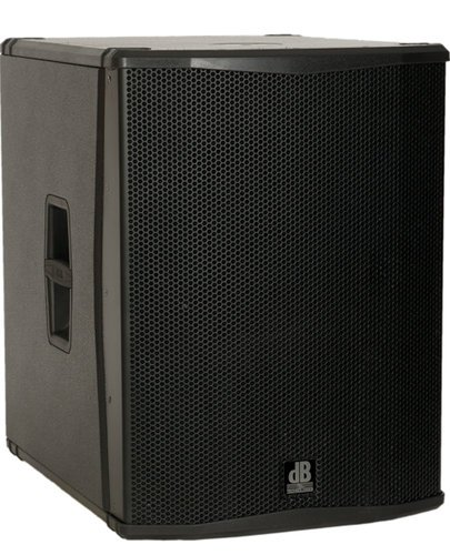 """DB Technologies SUB-18H Sub 18H 18"""" 2000W Peak Active Subwoofer with Onboard DSP SUB-18H"""