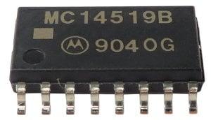 Panasonic MC14519BF  Multi Data IC for AG-1970 MC14519BF