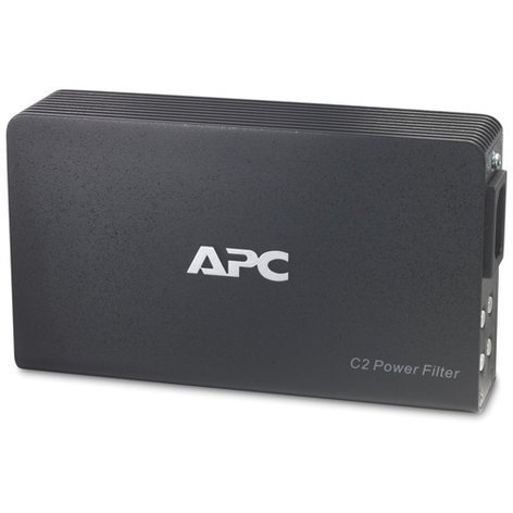 American Power Conversion C2-APC  120V C-Type 2-Outlet Wall Mount Power Filter C2-APC