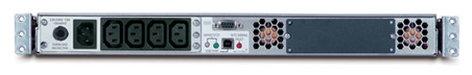 American Power Conversion SUA1000RMI1U Smart-UPS 1000VA USB RM1U 230V UPS SUA1000RMI1U