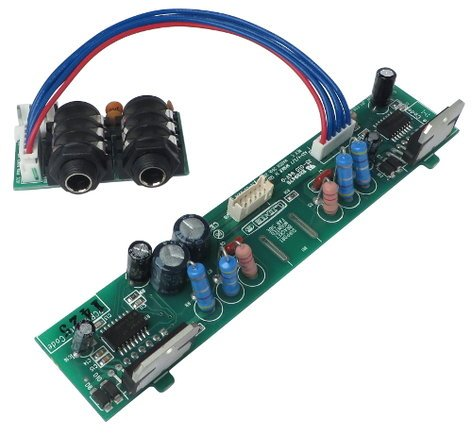 Line 6 50-02-0334-1 Power PCB for Spider IV 150W Combo 50-02-0334-1