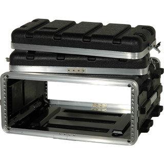 "Grundorf Corp ABS-R0416  16.75"" 4RU Amp Rack Rack Case ABS-R0416"