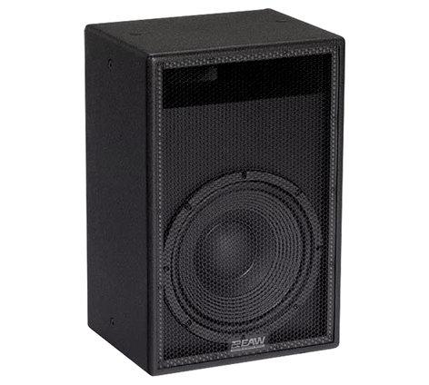 "EAW-Eastern Acoustic Wrks SB120zP Black 12"" 450W @ 8 Ohms Passive Vented Installation Subwoofer in Black SB120ZP-BLACK"