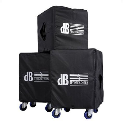 DB Technologies TC 10S Tour Cover for DVA S10 Subwoofer TC-10S
