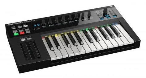 Native Instruments Kontrol S25 25-Note MIDI Controller KONTROL-S25
