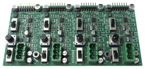 Crest 29061231  Input PCB for CM2208 29061231