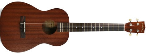 Kala Brand Music Co. MK-B Natural Finish Makala Series Baritone Ukulele MK-B