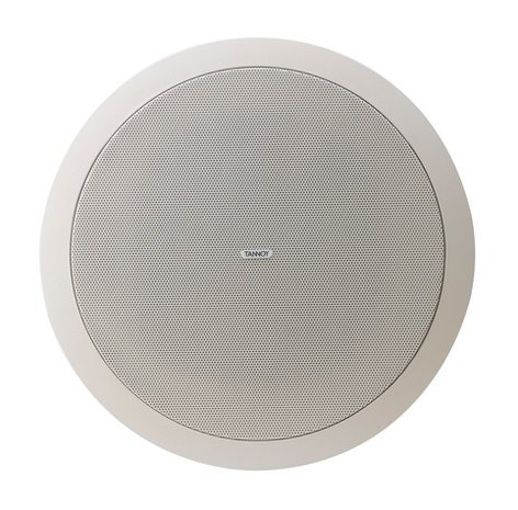 """Tannoy CMS 603DC PI 6.5"""" Ceiling Speaker with 70/100V Transformer and Low Impedance Operation, Pre-Install Version CMS-603DC-PI"""