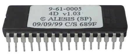 Alesis 9-61-0005 EPROM IC for LX20 9-61-0005
