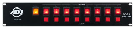 ADJ SC-8 II System Relay Pack System SC8-SYSTEM-II
