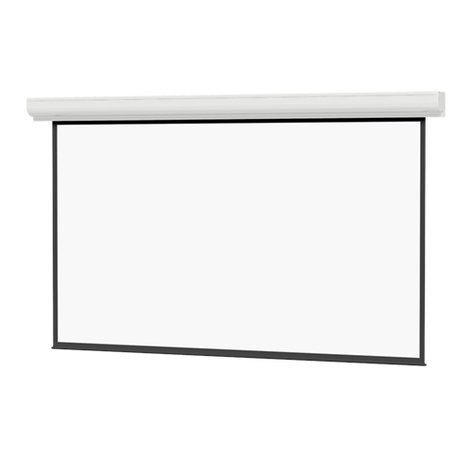 "Da-Lite 92634LS  87"" x 116"" Contour Electrol Projector Screen with High Contrast Matte White Surface 92634LS"