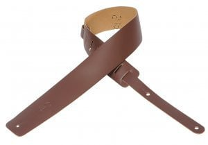 """Levys Leathers M1 2.5"""" Leather Guitar Strap M1-LEVYS"""