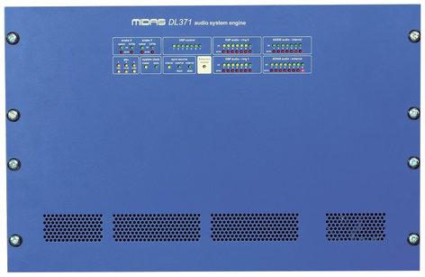 Midas DL371 PRO3 Modular DSP Engine for PRO3 Console DL371PRO3-01