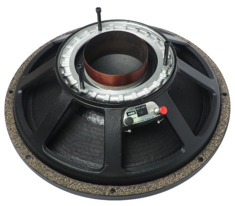 McCauley Sound 6242R-8 8 Ohm Replacement Basket for 6242 6242R-8