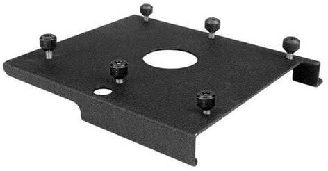Chief Manufacturing SLB298  Projector Interface Bracket in Black SLB298