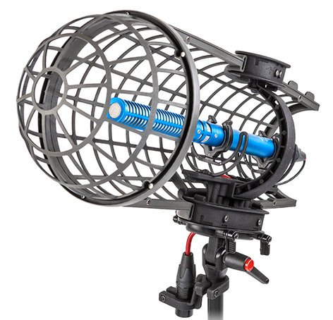 Rycote 089101  Cyclone Windshield Kit - Large 089101