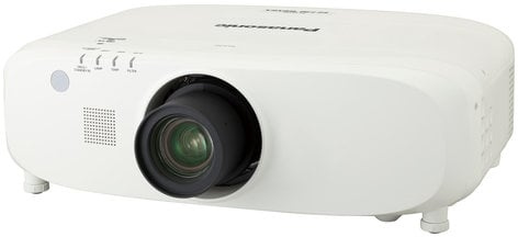 Panasonic PT-EW730ZLU 7000 Lumens WXGA Projector WITHOUT Lens PTEW730ZLU