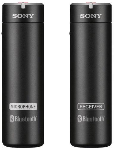 Sony ECM-AW4 Bluetooth Wireless Microphone & Receiver for Handycam ECMAW4