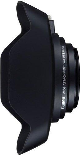 Canon 8640B001 WA-H58 Wide Attachment Lens 8640B001