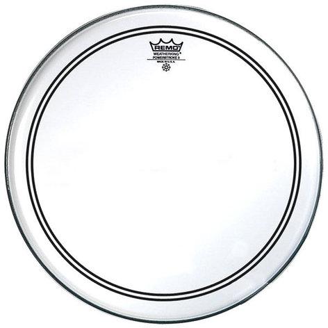 "Remo P3-0314-BP 14"" Powerstroke 3 Clear Drumhead P3-0314-BP"