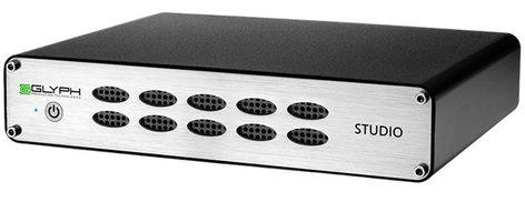 Glyph Technologies S4000 4 TB USB 3.0 / FireWire / eSATA Studio Hard Drive S4000
