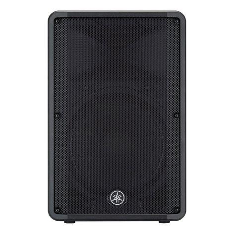 "Yamaha DBR15 15"" 1000W Peak Portable Active Loudspeaker DBR15"