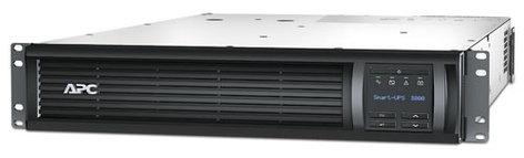American Power Conversion SMT3000RMUS  2RU Rackmountable 2700 Watt Smart UPS, 120V Output, USB Interface Port SMT3000RMUS