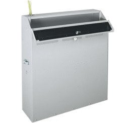 Middle Atlantic Products WRP-6  6RU Low-Profile Wall Rack WRP-6