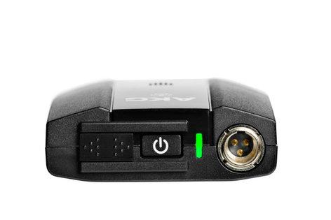AKG DPTTETRAD Digital Wireless Pocket Transmitter DPT-TETRAD
