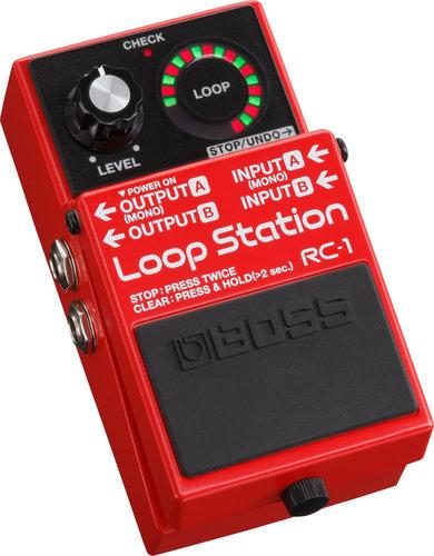 Boss RC1-BOSS Looper Pedal RC1-BOSS