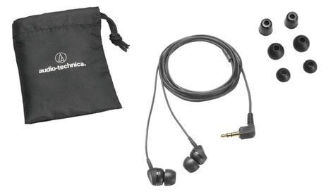 Audio-Technica EP1-AT Dynamic In-Ear Headphones EP1-AT
