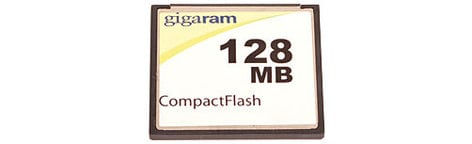 Elation Pro Lighting SD128MBC  128MB Flash Card for Show Designer SD128MBC