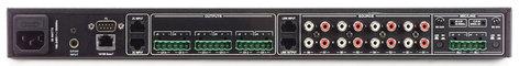 DBX ZonePRO 1261 12 x 6 Digital Zone Processor ZONE-PRO-1261