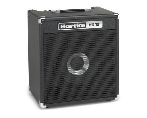 "Hartke HD75 75W 1x12"" Bass Combo Amplifier HD75-HARTKE"