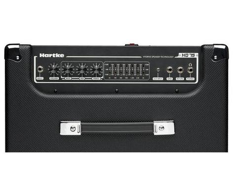 """Hartke HD75 75W 1x12"""" Bass Combo Amplifier HD75-HARTKE"""