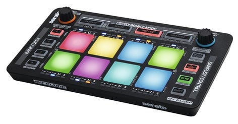 Reloop AMS-NEON USB Performance Pad Controller for Serato DJ NEON
