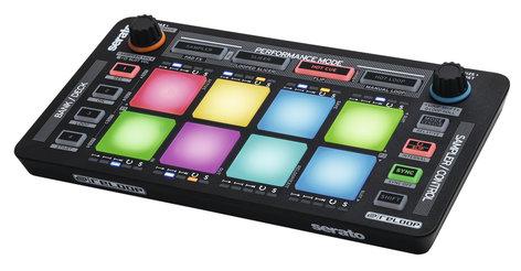 Reloop NEON EON USB Performance Pad Controller For Serato DJ
