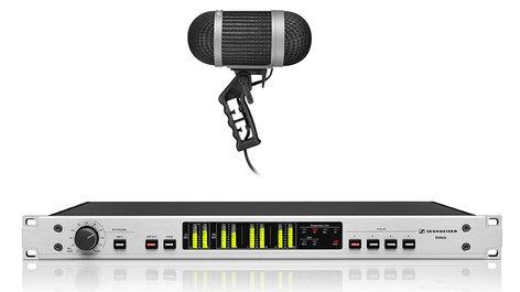 Sennheiser Esfera Surround Microphone System with Rackmount Processing Unit ESFERA