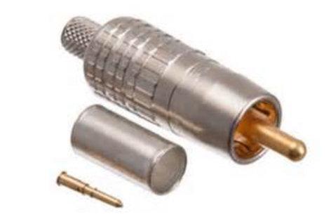 Canare RCAP-C5A RCA Crimp Plug for V5C Cable RCAP-C5A