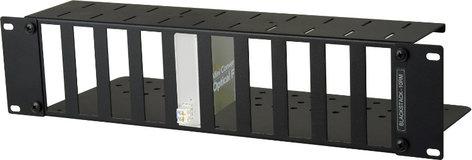 TecNec BLACKSTACK-10RM  Connectronics 3RU High Density Blackmagic Design Universal Mini Converter RackMountt BLACKSTACK-10RM