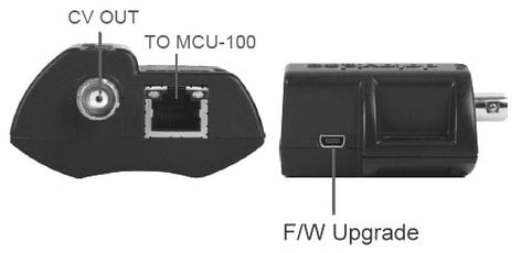 Datavideo Corporation AD-1 MCU-100/200 Camera Control Adapter AD-1