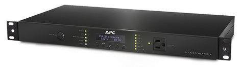 American Power Conversion G5BLK  15 Amp G-Type Rack Power Filter, 120V G5BLK