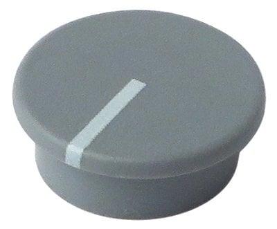 Gallien-Krueger 100-0102-0 Gray Knob Cap for GK 800RB 100-0102-0