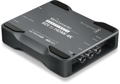 Blackmagic Design CONVMH/DUTYBSH4K Mini Converter Heavy Duty SDI to HDMI 4K CONVMH/DUTYBSH4K