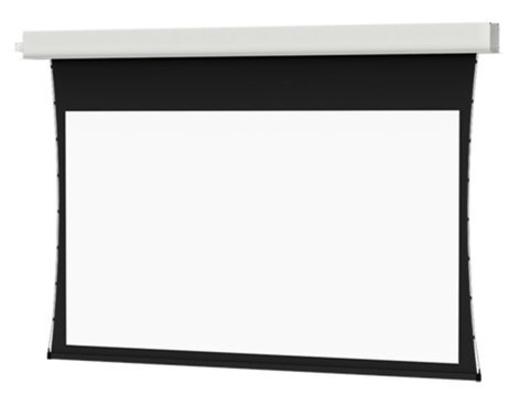 "Da-Lite 89955LS  133"" HDTV Tensioned Advantage Electrol Ceiling Recessed Electric Screen 89955LS"