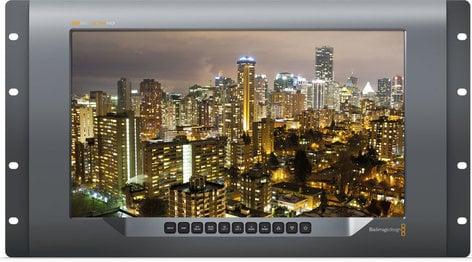 Blackmagic Design HDL-SMTV4K12G SmartView 4K Ultra HD Monitor HDL-SMTV4K12G