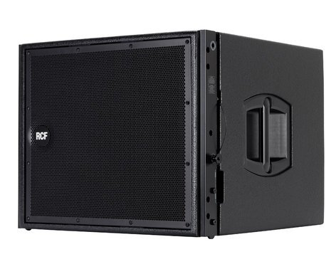 """RCF HDL 15-AS 2000 Watt Peak 15"""" Active Flyable High-Power Subwoofer HDL15-AS"""