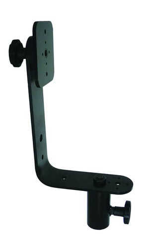 DB Technologies WB 11 Universal Pan/Tilt Wall Mount Bracket in Black WB-11