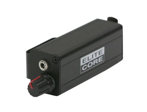 Elite Core Audio EC-WBP-VC Wired Body Pack with Volume Control for Headphone Extension EC-WBP-VC