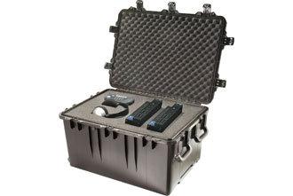 "Pelican Cases iM3075-X0001 29.8"" x 20.8"" x 17.8"" Storm Case with Foam Interior and Telescoping Handle IM3075-X0001"